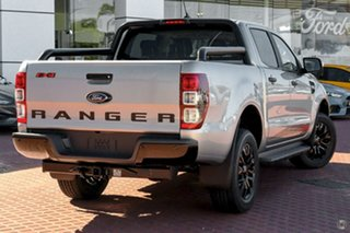 2021 Ford Ranger PX MkIII 2021.75MY FX4 Silver 6 Speed Manual Double Cab Pick Up