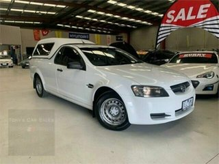 2008 Holden Commodore VE Omega 4 Speed Automatic Utility.