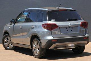 2021 Suzuki Vitara LY Series II 2WD Galactic Grey & Cosmic Black 6 Speed Sports Automatic Wagon.