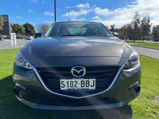 2014 Mazda 3 BM5278 Maxx SKYACTIV-Drive Brown 6 Speed Sports Automatic Sedan.