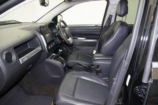 2013 Jeep Compass MK MY14 North Black 6 Speed Sports Automatic Wagon