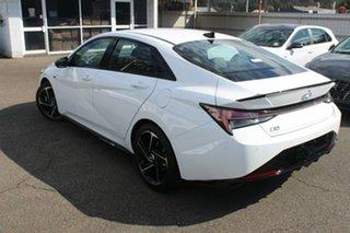2021 Hyundai i30 CN7.V1 MY21 N Line D-CT Special Edition Polar White 7 Speed