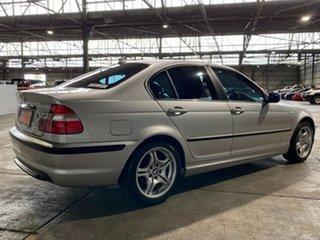 2002 BMW 320i E46 MY2002 320i Silver 5 Speed Manual Sedan