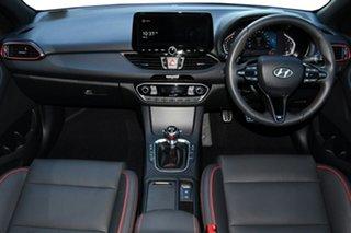 2021 Hyundai i30 PD.V4 MY21 N Line Premium Fiery Red 6 Speed Manual Hatchback