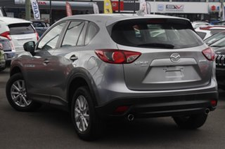 2013 Mazda CX-5 KE1021 MY14 Maxx SKYACTIV-Drive AWD Sport Silver 6 Speed Sports Automatic Wagon.