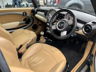 2008 Mini Cooper R56 Chilli 6 Speed Manual Hatchback