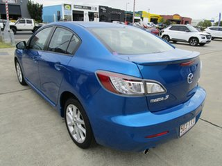 2013 Mazda 3 BL10L2 MY13 SP25 Activematic Blue 5 Speed Sports Automatic Sedan