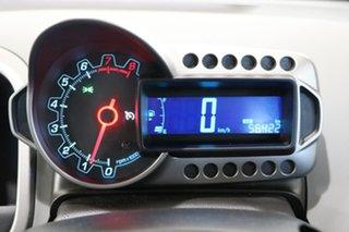 2014 Holden Barina TM MY14 CD Grey 5 Speed Manual Hatchback