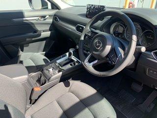 2021 Mazda CX-5 KF4WLA Maxx SKYACTIV-Drive i-ACTIV AWD Sport Soul Red Crystal 6 Speed