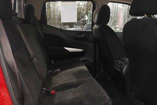 2017 Nissan Navara D23 S2 ST Red 6 Speed Manual Utility