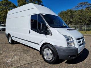 2013 Ford Transit VM Refrigerated White 6 Speed Manual Van.