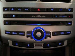 2010 Ford Falcon FG XR6 Blue 6 Speed Manual Sedan
