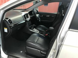 2015 Holden Captiva CG MY15 7 Active Silver 6 Speed Sports Automatic Wagon