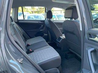 2021 Volkswagen Tiguan 5N MY21 110TSI Life DSG 2WD Grey 6 Speed Sports Automatic Dual Clutch Wagon
