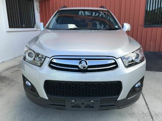 2015 Holden Captiva CG MY15 7 Active Silver 6 Speed Sports Automatic Wagon.