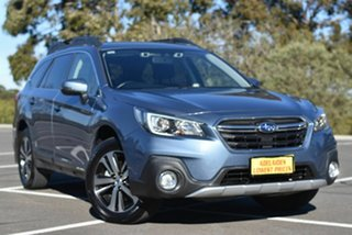 2018 Subaru Outback B6A MY18 2.5i CVT AWD Blue 7 Speed Constant Variable Wagon.