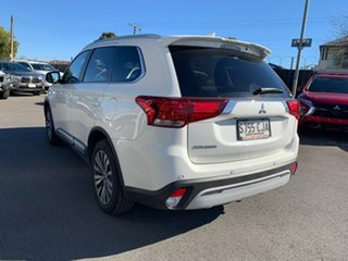 2020 Mitsubishi Outlander ZL MY20 LS AWD White 6 Speed Constant Variable Wagon