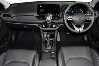 2021 Hyundai i30 PD.V4 MY21 Elite Firey Red 6 Speed Sports Automatic Hatchback
