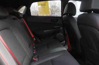 2018 Hyundai Kona OS MY18 Elite 2WD Red 6 Speed Sports Automatic Wagon