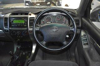 2006 Toyota Landcruiser Prado KDJ120R MY07 GXL (4x4) Silver 5 Speed Automatic Wagon