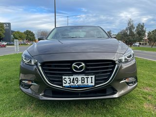 2017 Mazda 3 BN5278 Maxx SKYACTIV-Drive Titanium Flash 6 Speed Sports Automatic Sedan.