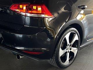 2014 Volkswagen Golf VII MY14 GTI DSG Black 6 Speed Sports Automatic Dual Clutch Hatchback