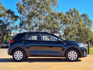 2021 Kia Stonic YB MY21 S FWD Aurora Black 6 Speed Automatic Wagon.