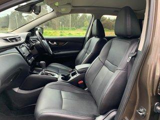 2016 Nissan Qashqai J11 TI Bronze Constant Variable Wagon
