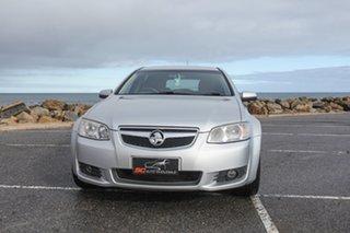2011 Holden Berlina VE II International Sportwagon Silver 6 Speed Sports Automatic Wagon.