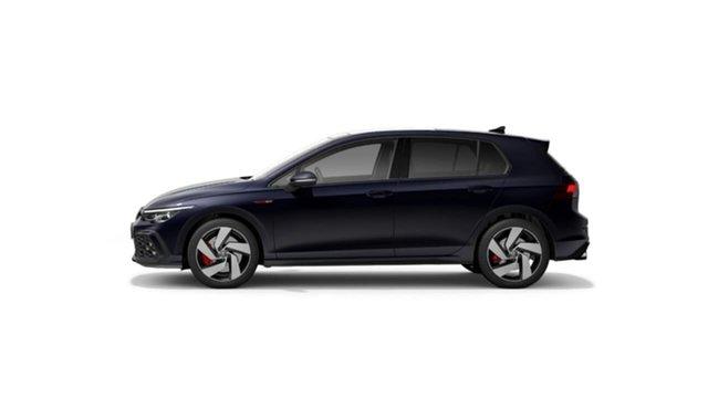 New Volkswagen Golf 8 MY21 GTI DSG Botany, 2021 Volkswagen Golf 8 MY21 GTI DSG Blue 7 Speed Sports Automatic Dual Clutch Hatchback