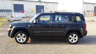 2015 Jeep Patriot MK MY15 Sport (4x2) Grey 6 Speed Automatic Wagon