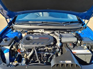 2017 Hyundai Sonata LF4 MY18 Premium Blue 8 Speed Sports Automatic Sedan
