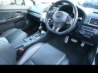2019 Subaru WRX MY20 Premium (AWD) White Continuous Variable Sedan
