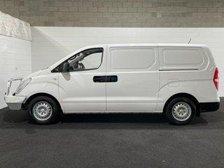 2015 Hyundai iLOAD TQ3-V Series II MY16 Creamy White 5 Speed Manual Van.