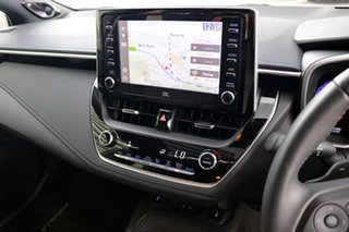 2020 Toyota Corolla Mzea12R ZR Silver Pearl 10 Speed Constant Variable Sedan