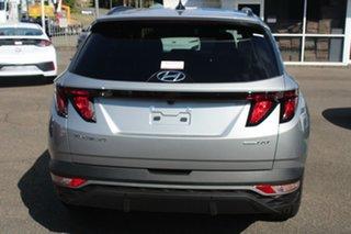 2021 Hyundai Tucson NX4.V1 MY22 Elite D-CT AWD Shimmering Silver 7 Speed