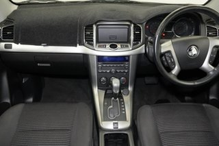 2014 Holden Captiva CG MY15 7 LS Red 6 Speed Sports Automatic Wagon
