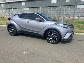 2018 Toyota C-HR NGX10R Update Koba (2WD) Shadow Platinum Continuous Variable Wagon.