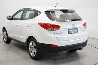 2011 Hyundai ix35 LM MY12 Active White 6 Speed Sports Automatic Wagon.