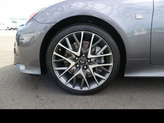 2015 Lexus RC350 GSC10R F Sport Grey 8 Speed Automatic Coupe