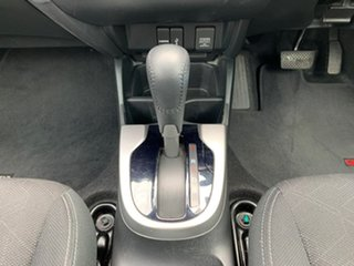 2014 Honda Jazz GF VTi-S Silver Constant Variable Hatchback