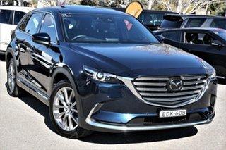 2019 Mazda CX-9 TC Azami SKYACTIV-Drive Blue 6 Speed Sports Automatic Wagon.