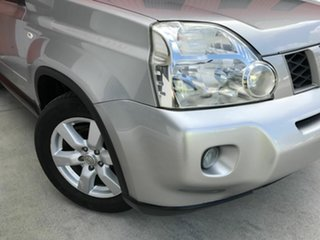 2009 Nissan X-Trail T31 MY10 TS Silver 6 Speed Sports Automatic Wagon