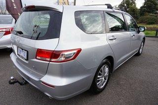 2010 Honda Odyssey 4th Gen MY10 Alabaster Silver 5 Speed Sports Automatic Wagon