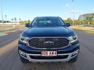 2021 Ford Everest UA II 2021.25MY Trend Deep Crystal Blue 6 Speed Sports Automatic SUV.