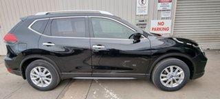 2019 Nissan X-Trail T32 Series II ST-L X-tronic 2WD Black 7 Speed Constant Variable Wagon.
