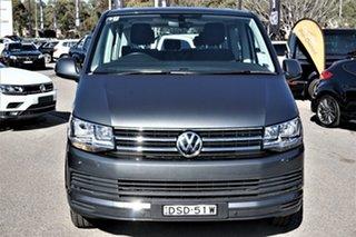 2017 Volkswagen Multivan T6 MY17.5 TDI340 SWB DSG Comfortline Grey 7 Speed.