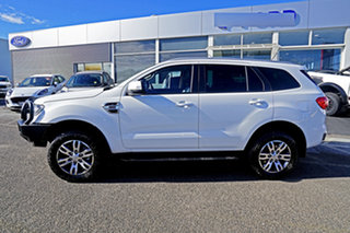 2019 Ford Everest UA II 2019.00MY Trend White 10 Speed Sports Automatic SUV