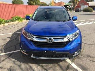 2018 Honda CR-V RW MY18 VTi-S FWD Blue 1 Speed Constant Variable Wagon.