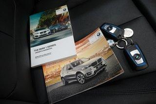 2016 BMW 1 Series F20 LCI 125i M Sport Orange 8 Speed Sports Automatic Hatchback